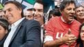 Brasil se polariza con ultraderechista Bolsonaro y el izquierdista Haddad