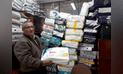 Huancavelica: Buscan superar la meta de 3000 pañales donados a ancianitos el año pasado
