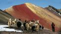 Comuneros de Cusco proponen medidas para uso de montaña de Siete Colores