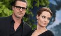 Angelina Jolie y Brad Pitt se ven a escondidas por el bien de sus hijos