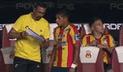 Edison Flores volvió a jugar después de 4 meses, debutó con el Morelia [VIDEO]