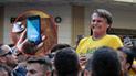 Twitter: celebraron ataque a Jair Bolsonaro y serían demandados en Brasil
