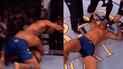 UFC: noquean a luchador de MMA a codazos y no logra ponerse de pie [VIDEO]