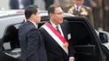 Presidencia desmiente supuesto aumento de sueldo a Martín Vizcarra