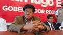 Moquegua: JNE ratifica exclusión del candidato regional de Acción Popular Hugo Espinoza