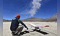 Obtienen primeras imágenes del cráter del Sabancaya desde el inicio de su erupción [FOTOS y VIDEO]