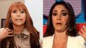"""Tilsa Lozano se mofa de Magaly Medina y le dice """"cadáver televisivo"""" [VIDEO]"""