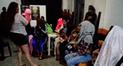 Chiclayo: Rescatan a jóvenes de presunta red de trata de personas en Jayanca
