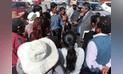 Vecinos de La Esperanza, en Chilca, increpan a funcionario de SEDAM por falta de agua