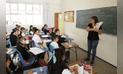 Niños y adolescentes piden mejorar educación y salud a las nuevas autoridades