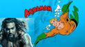 Filtran imagen de Jason Momoa con el traje clásico de Aquaman [FOTO]