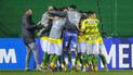 Defensa y Justicia eliminó a Banfield tras ganarle 2 a 0 por la Copa Sudamericana [RESUMEN]