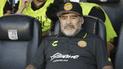 Así respondió Diego Maradona tras eliminación de Dorados de Sinaloa en Copa MX