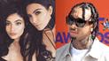 Kim Kardashian protagoniza incómodo momento con Tyga, ex de Kylie Jenner [FOTOS]