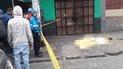 SMP: regresó de dejar a sus hijos del colegio y fue asesinada de un disparo en la cabeza [FOTOS y VIDEO]