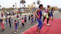 Trujillo celebra la llegada de la primavera con actividades al aire libre