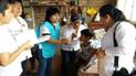 Lambayeque: campaña de desparasitación y lucha contra la anemia