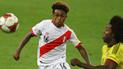 Yordy Reyna ilusionado tras su convocatoria a la Selección Peruana [FOTO]