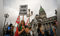 Ministro de Economía argentino defiende cambio de política monetaria