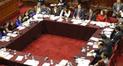 Piden al Pleno del Congreso reconsiderar decisión sobre Hinostroza y exconsejeros