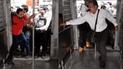 Facebook: Como en película, usuarios arriesgan su vida para subir a tren en la India