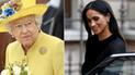 Meghan Markle desataría la furia de la Reina Isabel por terrible error en protocolo [VIDEO]