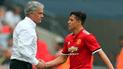 Mourinho da insólita explicación sobre ausencia de Alexis Sánchez en el Manchester United