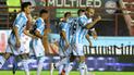 Racing venció 2-0 a Argentinos Juniors y es líder de la Superliga Argentina [GOLES]