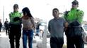 Villa María del Triunfo: dos delincuentes detenidos tras balacera con la policía [VIDEO]
