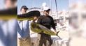 Facebook: Pescadores son sorprendidos de la peor forma y el video se vuelve viral