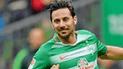 Claudio Pizarro alcanzó otro registro histórico en la Bundesliga [FOTO]
