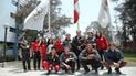Andrea Hurtado será la abanderada nacional en los Juegos Olímpicos de la Juventud