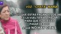 Venezolanos denuncian que les cobran 300 soles para agilizar trámites en Interpol [VIDEO]