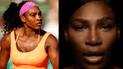 Serena Williams hace 'topless' para prevención de cáncer de mama [VIDEO]