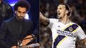 Zlatan Ibrahimovic ninguneó a Mohamed Salah por el Premio Puskas [VIDEO]