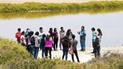 Chimbote: activistas ecológicos protegen humedales abandonados