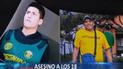 Asesino del hijo de exfutbolista de Sport Boys confesó su macabro crimen [VIDEO]