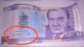 BCRP se pronuncia sobre viral de billetes de 100 soles falsos