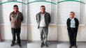 Cajamarca: intervienen a sujetos acusados de homicidio calificado