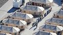 Estados Unidos traslada a niños inmigrantes a campamento en desierto