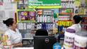 Dos farmacéuticas en Perú eludirían impuestos por casi US$ 4 millones