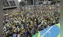 Brasil entra en la recta final de su convulsa campaña electoral