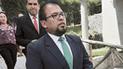 Candia insiste en que no será el continuismo del exalcalde de Arequipa Zegarra