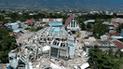 Nuevo sismo de magnitud 5.9 remece a Indonesia