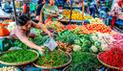 Inflación alcanzó 0,19% en setiembre, según INEI