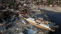 YouTube: dron captura imágenes de destrucción tras tsunami en Indonesia [VIDEO]