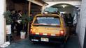 Intervienen tres viviendas por casos de secuestros y violaciones en falsos taxis en Arequipa [VIDEO]