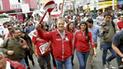 Muñoz, Reggiardo y Urresti se disputan la alcaldía voto a voto