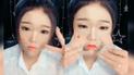 Facebook viral: hermosas coreana impacta a miles luego de quitarse todo el maquillaje [VIDEO]