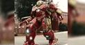 Facebook: armadura de Iron Man es captada en Estados Unidos y sorprende a miles [VIDEO]